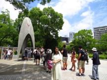 פארק השלום בהירושימה