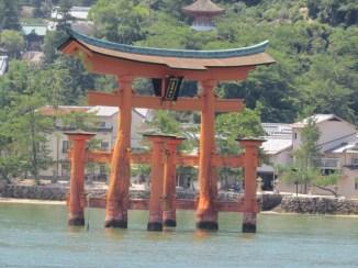 עמוד הטורי - שיט לאי מיאג'ימה