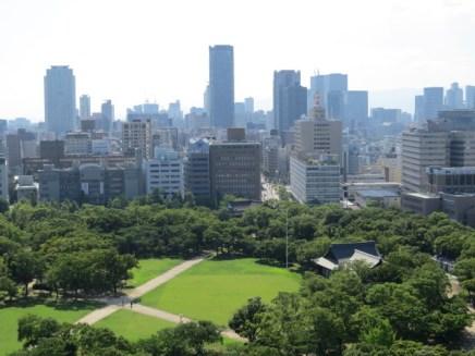 תצפית ממצודת אוסקה