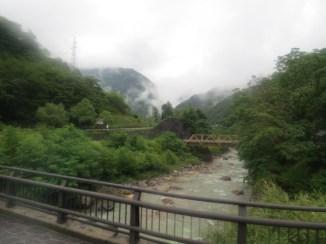 בדרך לשמורת קמיקוצ'י