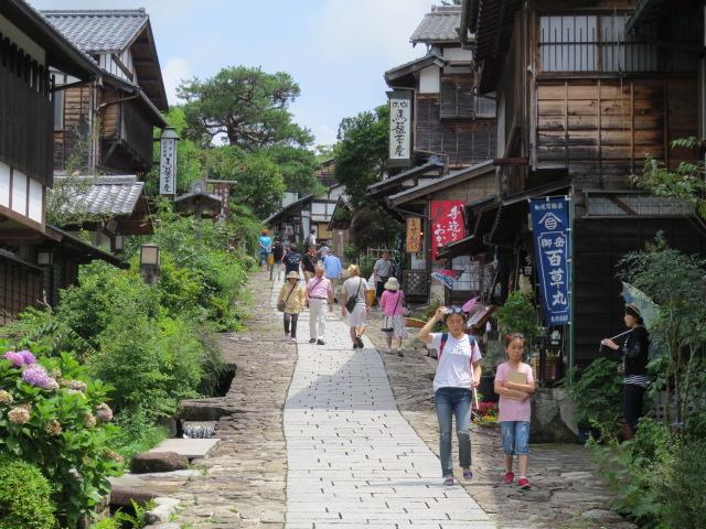מצומוטו – טיול באלפים היפניים, אוגוסט 2016