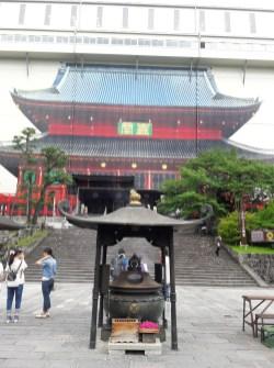 מקדש רינו ג'י (Rinnoji) בניקו