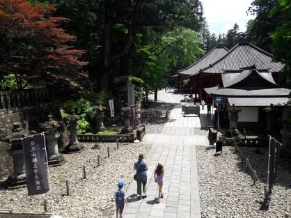 מקדש טאיוניאין ביו (Taiyuinbyo) בניקו