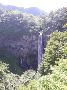 מפל קגון (Kegon waterfall) בניקו