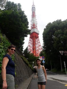 תצפית ממגדל טוקיו