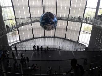 במוזיאון הפיתוחים וההמצאות באודאיבה