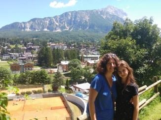 מלון קולומביה בקורטינה דאמפאצו