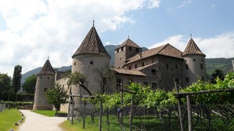 המצודה בבולצנו
