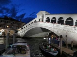 גשר ריאלטו בוונציה