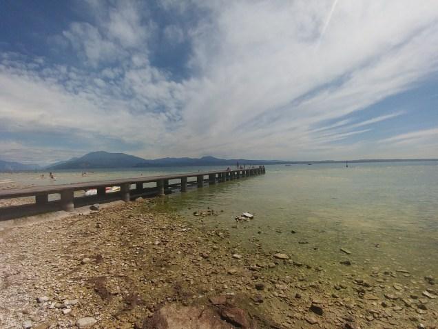 חוף לידו (Lido Delle Bionde) בסירמיונה