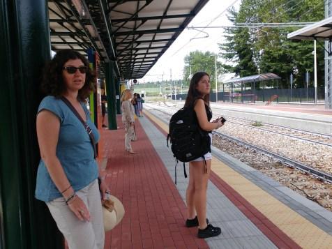 תחנת הרכבת בוילה גארדיה