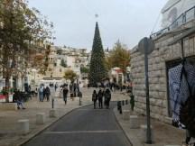 שוק חג המולד בנצרת