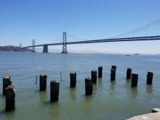 גשר אוקלנד בסן פרנסיסקו