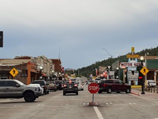 העיירה ווויליאמס באריזונה