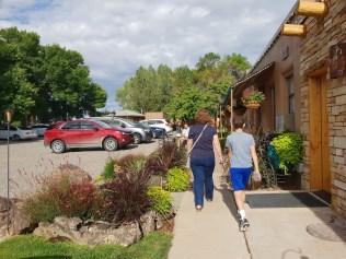 מלון סטון ליזרד בבלאנדינג, יוטה