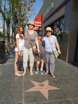 שדירות הוליווד - שדירת הכוכבים