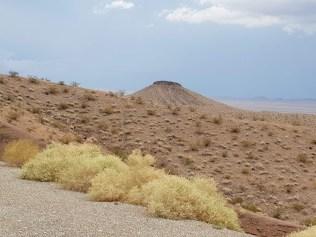 בדרך מסכר הובר לוויליאמס, אריזונה