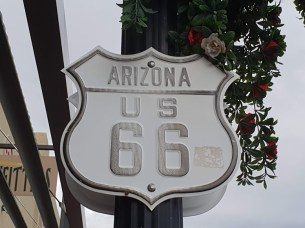 כביש 66 בעיירה וויליאמס