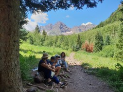 Maroon Bells national park