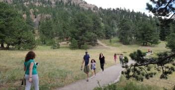 Lily Lake, Estes Park, Colorado