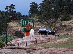 Estes Park Village, Colorado