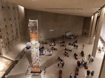 המוזיאון בגראונד זירו להנצחת חללי אסון התאומים
