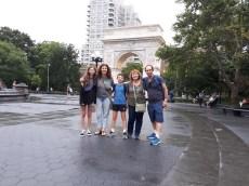 כיכר וושינגטון בגריניץ ויליג'