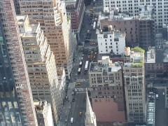 תצפית מבניין האמפייר סטייט