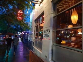 מסעדת Garden Dining בסוהו ,ניו יורק