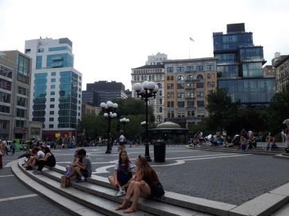 כיכר יוניון בניו יורק