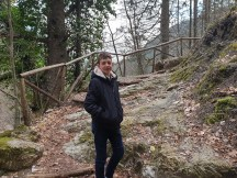 מסלול הליכה על האולומפוס ביוון