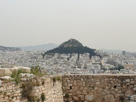 אטרקציות באתונה - גבעת ליקאביטוס (Lycavittos)