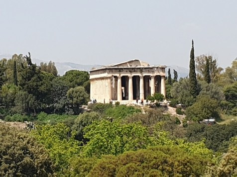 אגורה היוונית