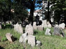 בית הקברות היהודי העתיק בפראג