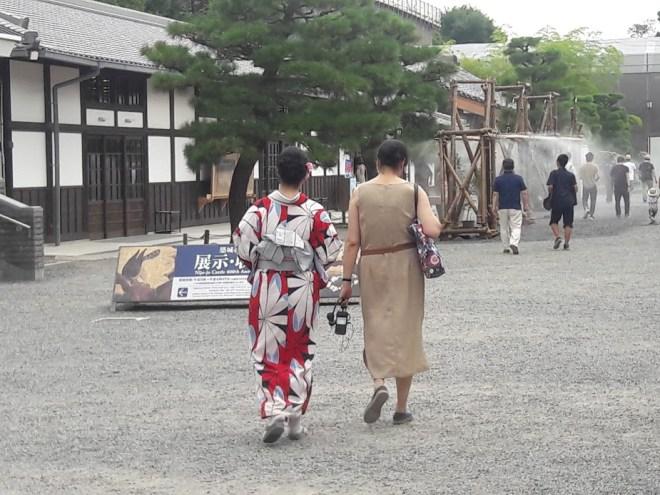 השכרת קימונו בקיוטו
