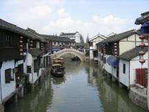 ערי תעלות בסין