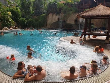 הלגונה בפארק המים טרופיקל איילנדס