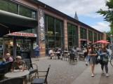 שוק האוכל ברובע קרויצברג בברלין