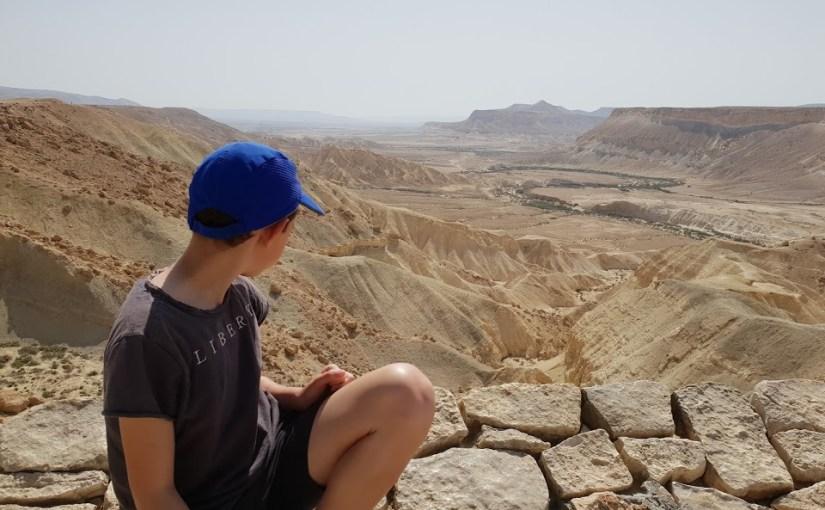 בין שדה בוקר למצפה רמון – מדריך לחוויה משפחתית במדבר