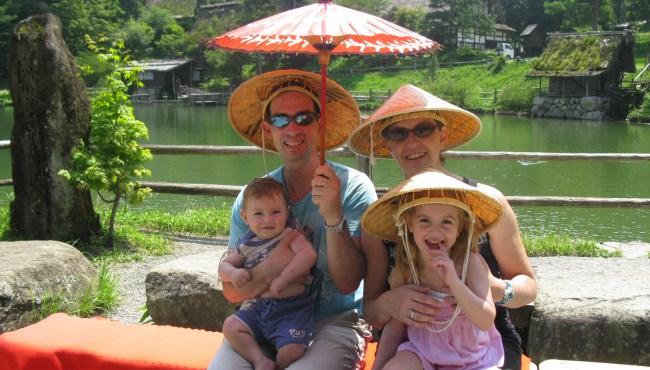 ביקור בטקיאמה – בלב האלפים היפניים