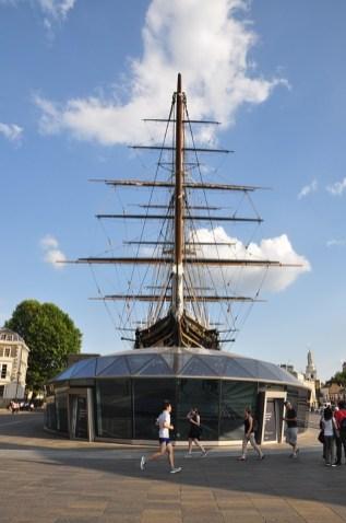 מוזיאון אניית הסוחר קאטי סארק
