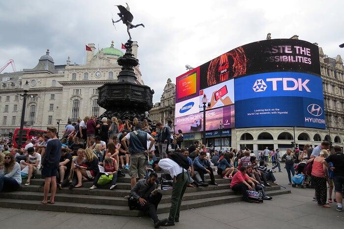 כיצד לטייל בלונדון כמעט בחינם