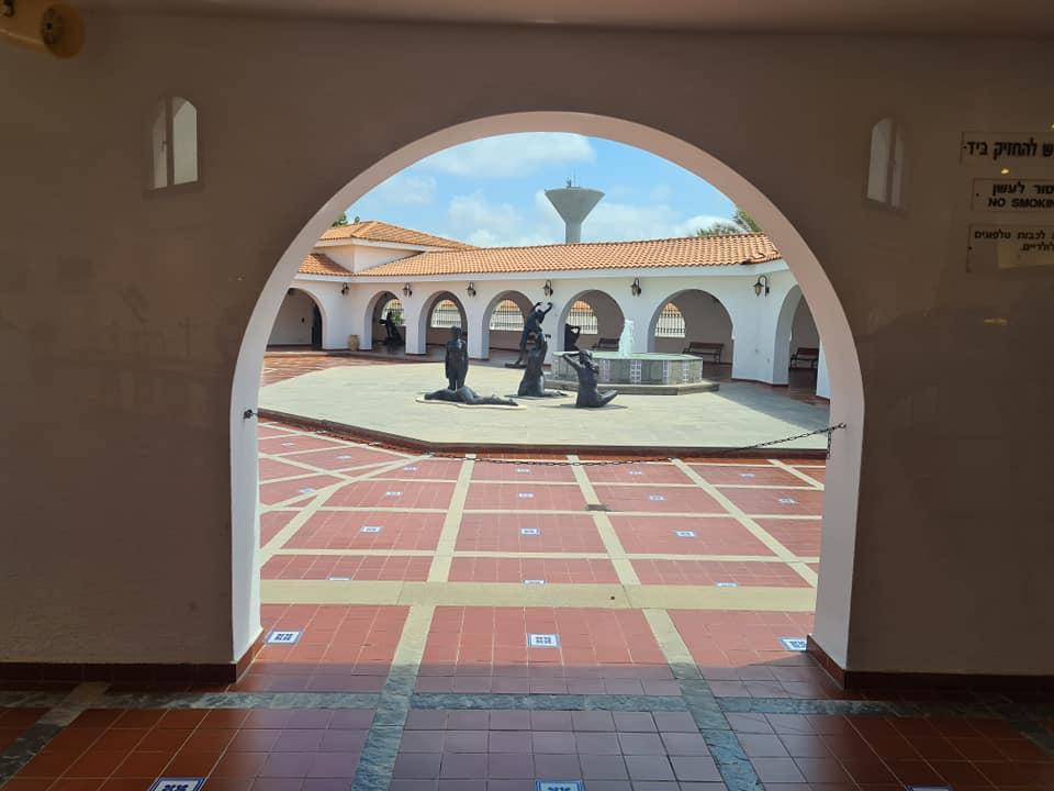 אטרקציות באזור חיפה - מוזיאון ראלי בקיסריה