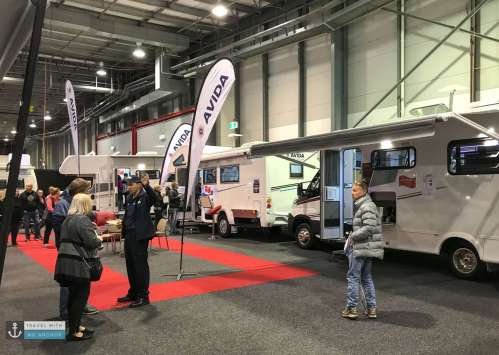 Avida RVs at Let's Go Caravan and Camping Sale 2018