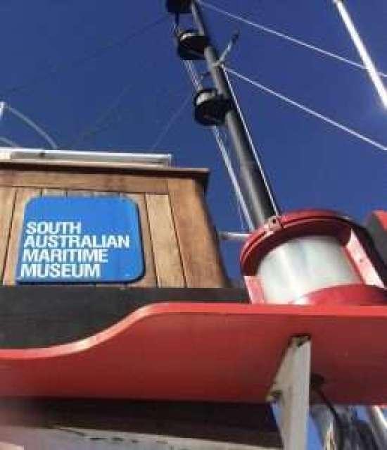 South Australian Yelta Steam Tug Boat