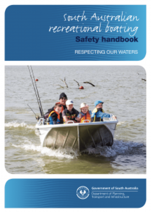 How to get your boat licence in South Australia, boat licence Adelaide, how to get a boat licence, SA Recreational Boating Safety Handbook
