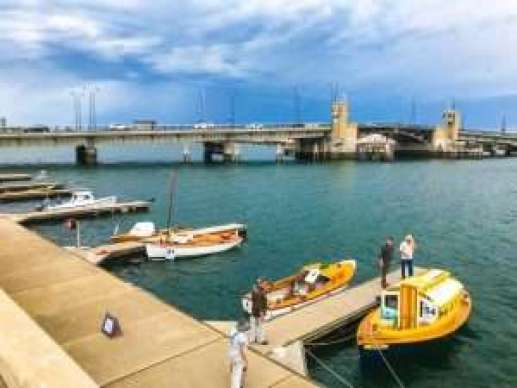 Wooden Boats on display at Port Adelaide BoatFest 2018