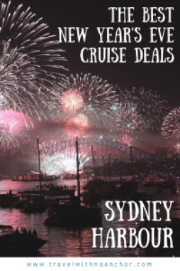 Celebrate in style and find the best deals on New Year's Eve cruises in Sydney Harbour #sydneynye #sydney #nye #fireworks #cruise #deals