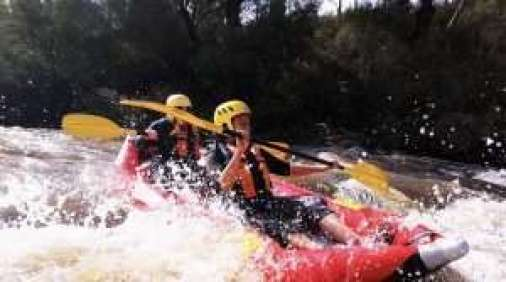 Whitewater Kayaking on the Yarra River, Melbourne Water Adventure