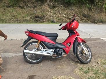 Camiguin Motorbike